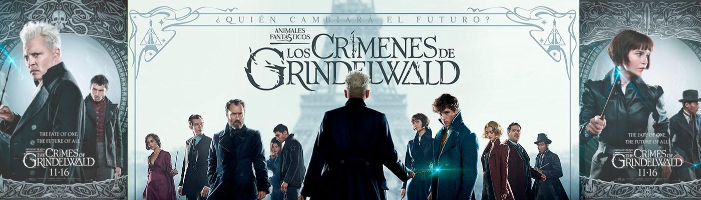 Los Crímenes de Grindwald