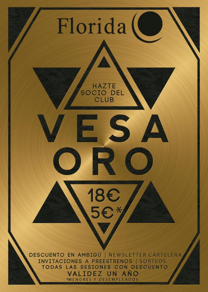 Carnet Vesa Oro